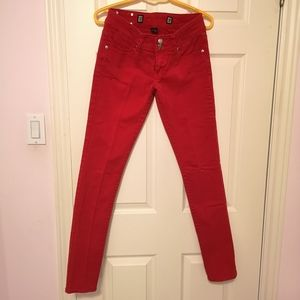 Rampage Red jeans
